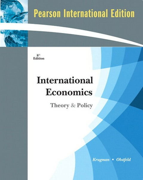 a book review of international economic policy Epi book reviews enriching since we are all at the mercy of those who make and shape economic policy, this book provides some very interesting revelations that.