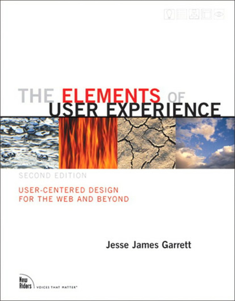 The Elements of User Experience 2nd Edition