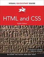 HTML & CSS Visual QuickStart Guide