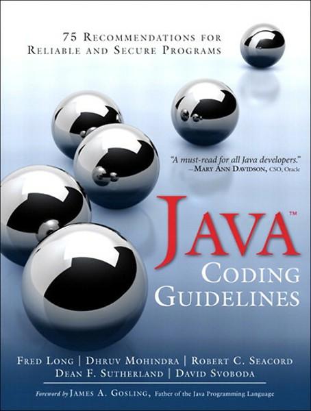 Java Coding Guidelines (Engels)