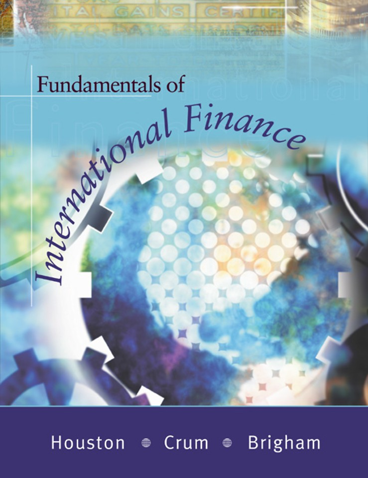 Fundamentals of International Finance (with Thomson ONE and InfoTrac®)