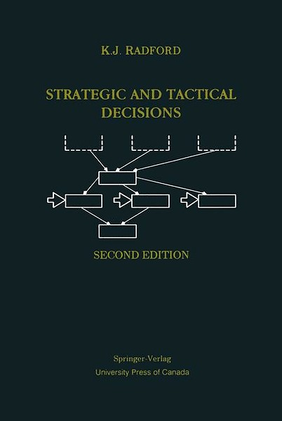 Strategic and Tactical Decisions