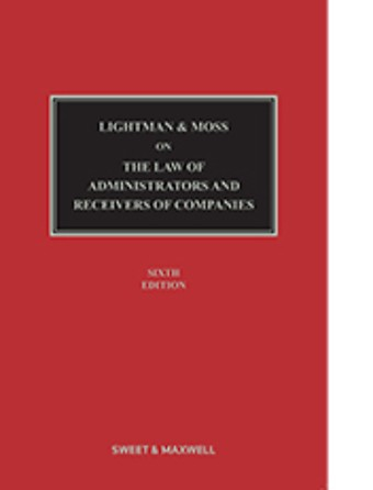 Lightman & Moss on the Law of Administrators and Receivers of Companies