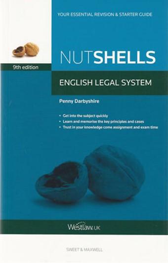 Nutshells: English Legal System