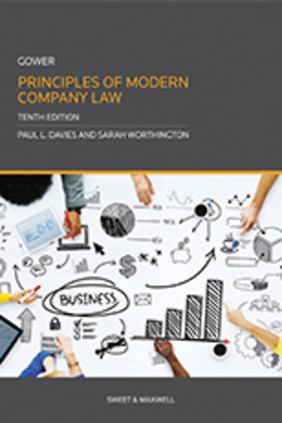 Gower & Davies: Principles of Modern Company Law (Engels