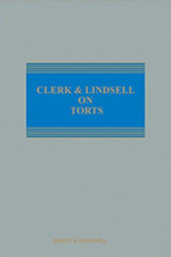 Clerk & Lindsell on Torts
