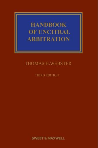 Handbook of UNCITRAL Arbitration