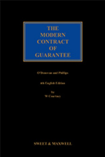 The Modern Contract of Guarantee