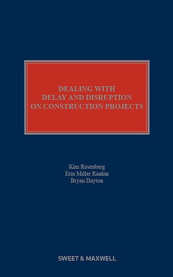 Dealing with Delay and Disruption on Construction Projects