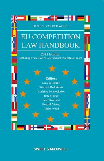 EU Competition Law Handbook 2021