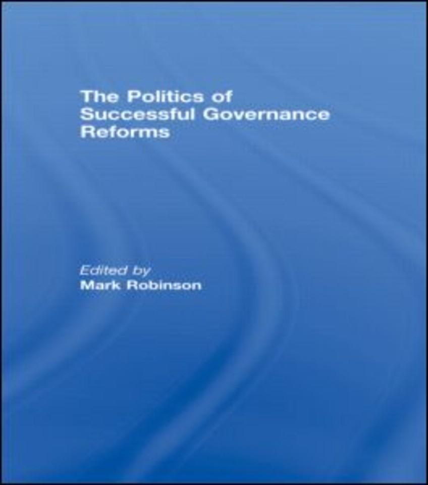 The Politics of Successful Governance Reforms