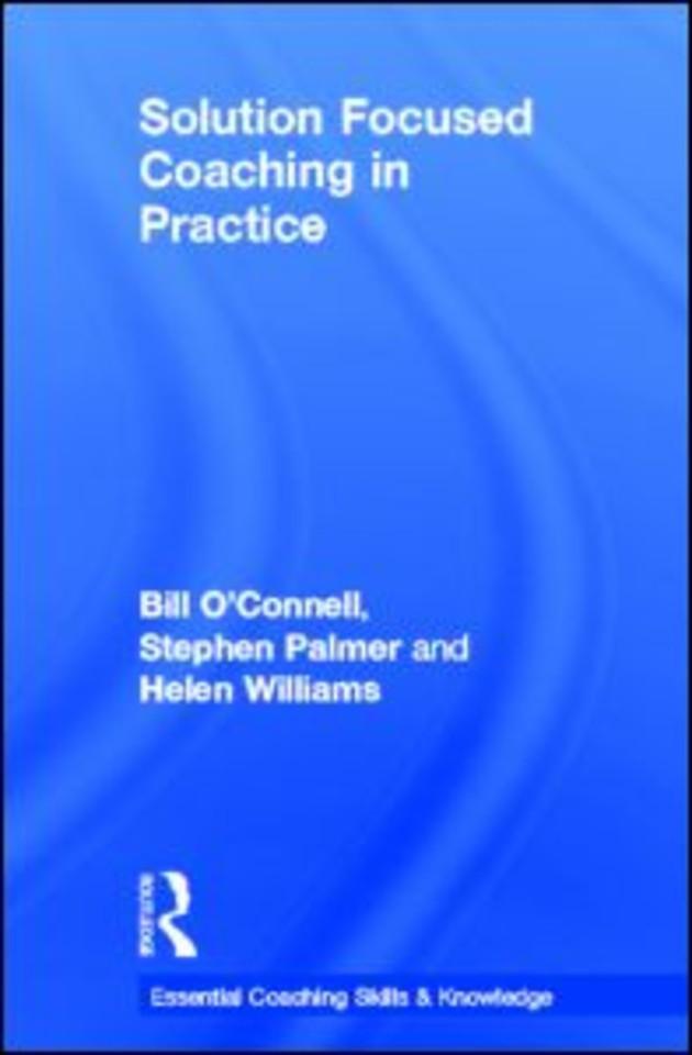 Solution Focused Coaching in Practice