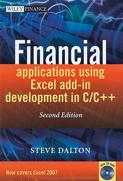 Financial Application using Excel add-in development in C/C++ 2nd edition  (Engels)