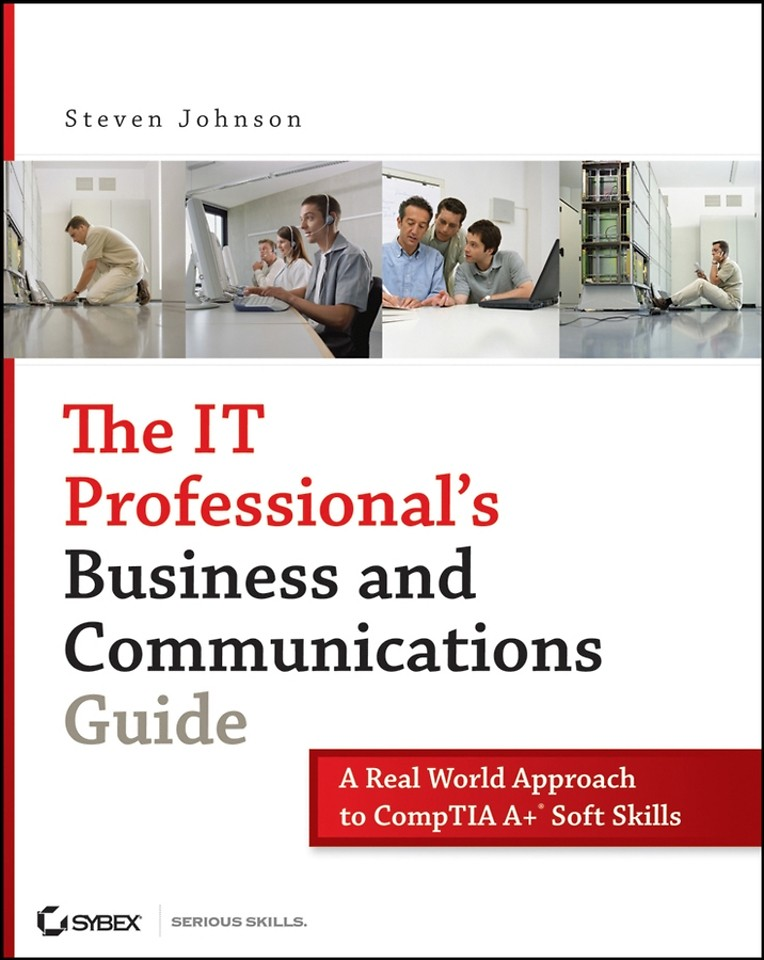 The IT Professional's Business Communcations Guide