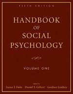 Handbook of Social Psychology - Volume One