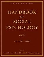 Handbook of Social Psychology Volume Two