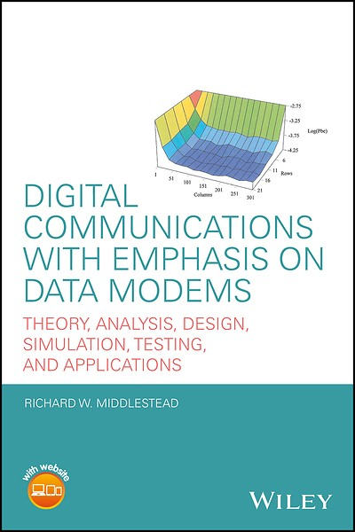 Digital Communications with Emphasis on Data Modems