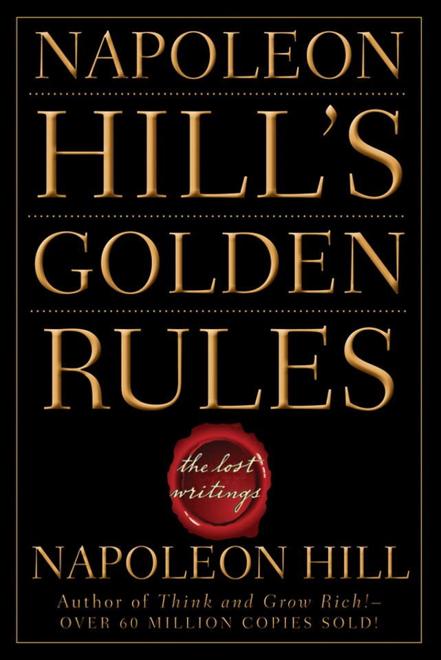 Napoleon Hill′s Golden Rules