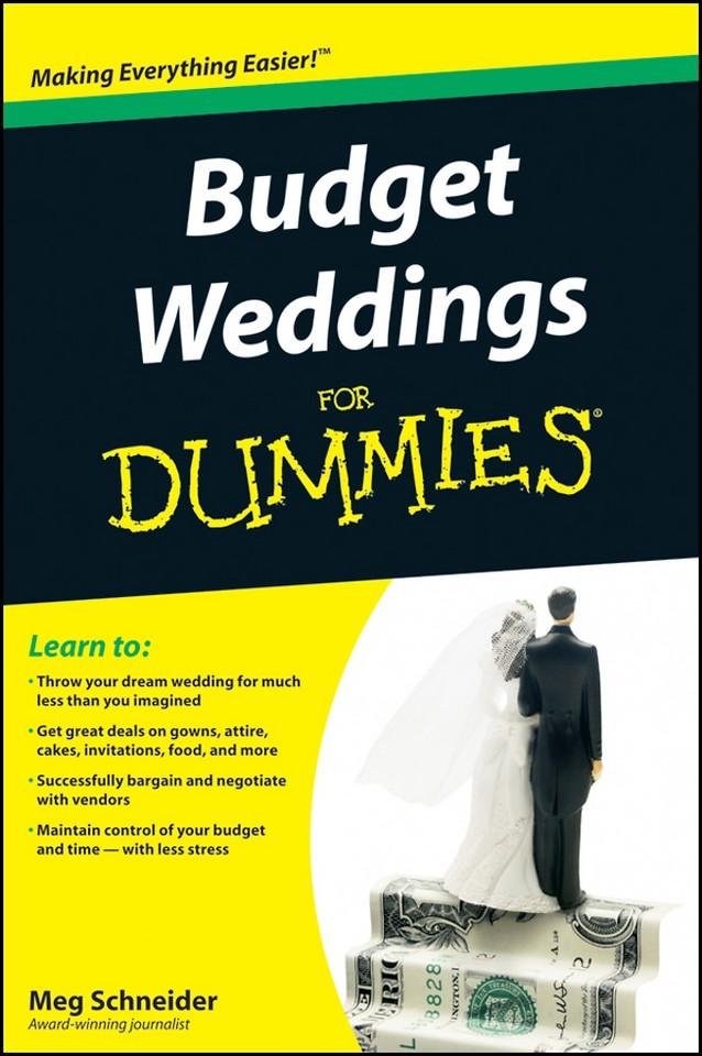 Budget Weddings For Dummies