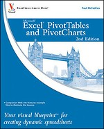 Excel PivotTables and PivotCharts 2nd edition