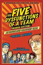 The Five Dysfunctions of a Team (Manga Edition)