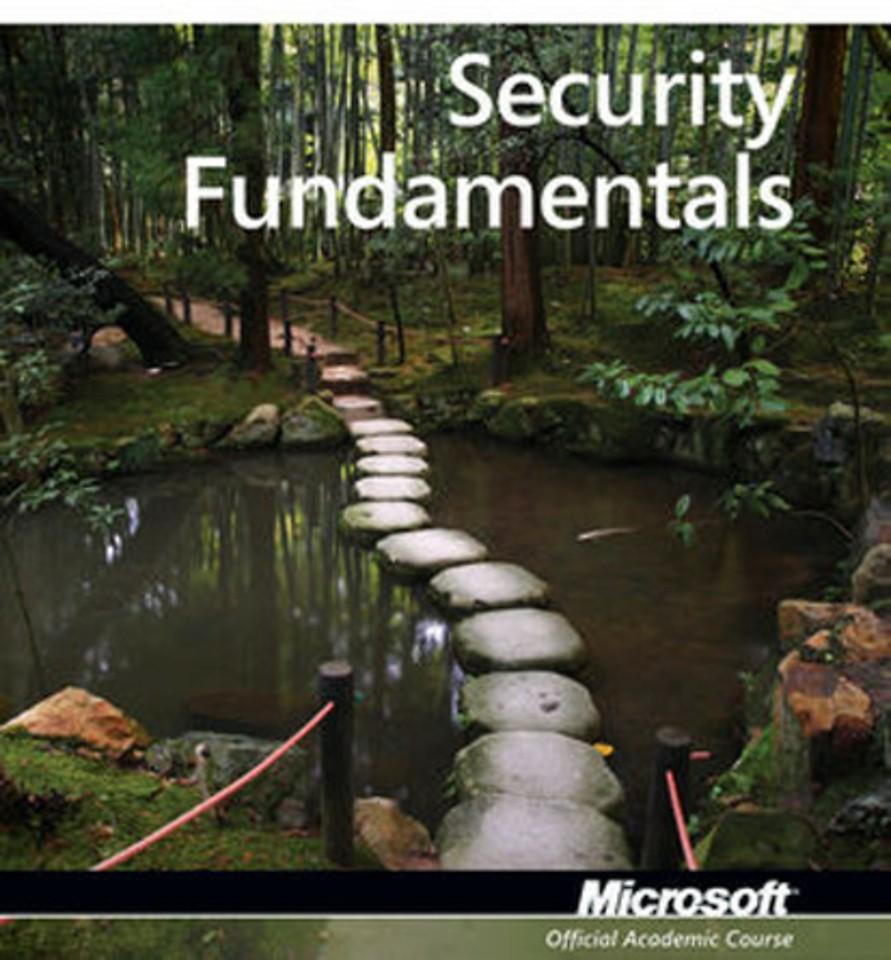 MTA Security Fundamentals (Exam 98-367)