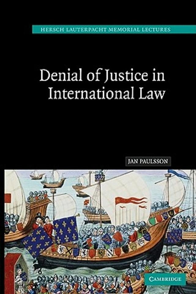 Denial of Justice in International Law