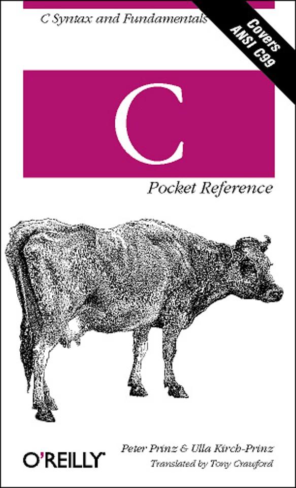 C Pocket Reference*