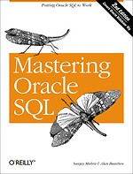 Mastering Oracle SQL 2nd edition