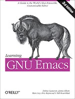 Learning GNU Emacs 3rd Edition