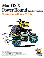Mac OS X Power Hound Panther Edition