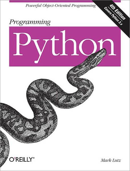 Programming Python 4th Edition (Engels)