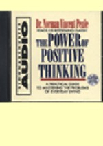 The Power of Positive Thinking (1 audio-cd)
