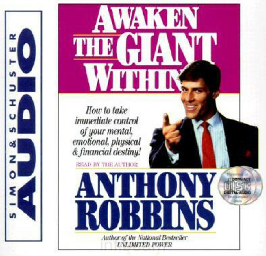 Awaken the Giant Within (audio-cd)