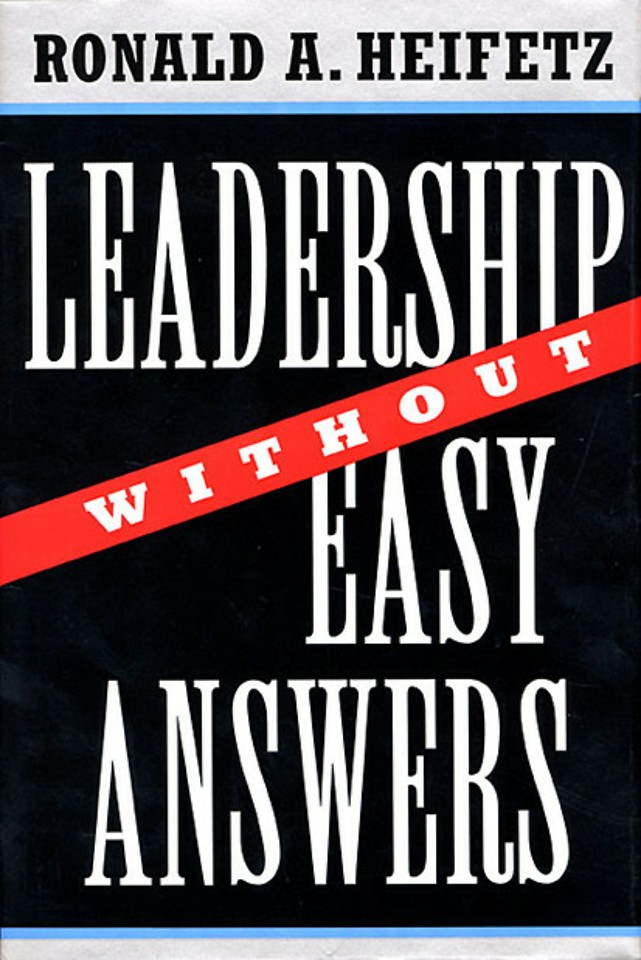 Leadership Without Easy Anwers (1998 editie)