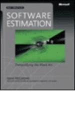 Software Estimation: Demystifying the Black Art