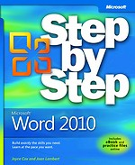 Microsoft Word 2010 - Step by Step