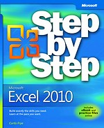 Microsoft Excel 2010 - Step by Step
