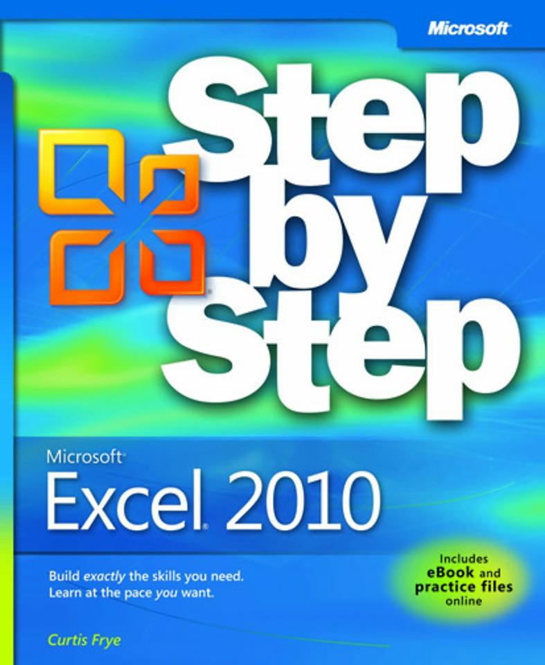 Microsoft Excel 2010 - Step by Step