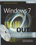 Windows 7 Inside Out Deluxe Edition