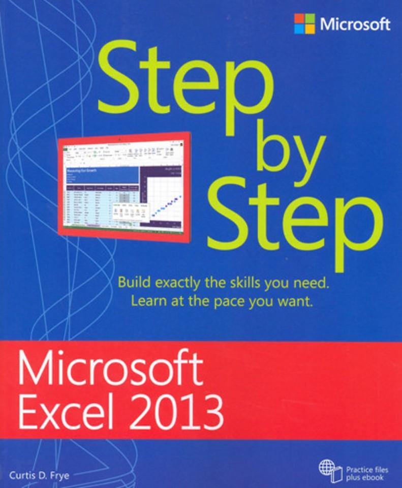 Microsoft Excel 2013 - Step by Step
