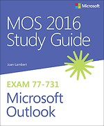 MOS 2016 for Microsoft Outlook