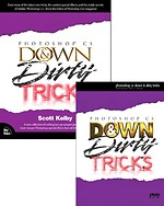 Photoshop CS Down and Dirty Tricks Bundle (Book and DVD)