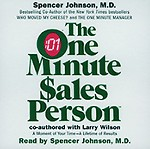 The One Minute Sales Person (1 audio-cd)