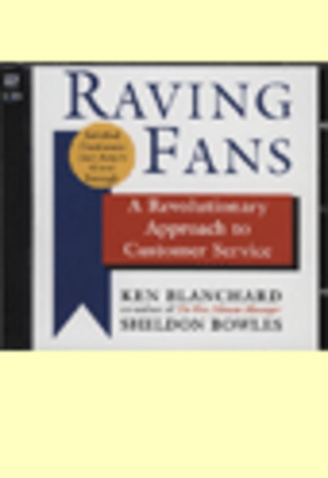 Raving Fans (2 audio-cd's)