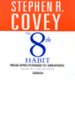 The 8th Habit (1 audio-cd)