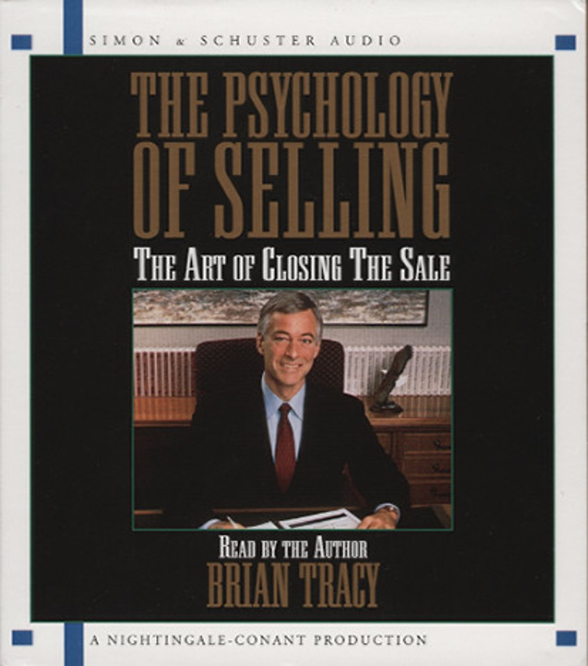 The Psychology of Selling (2 audio-cd's)
