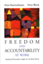 Freedom and Accountability at Work