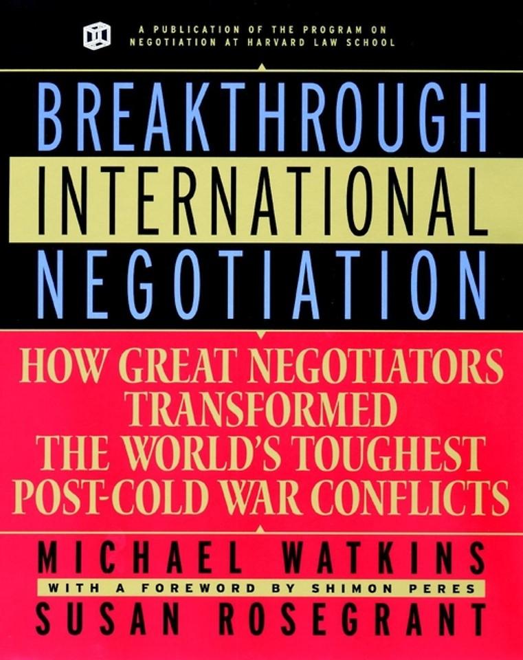 Breakthrough International Negotiation