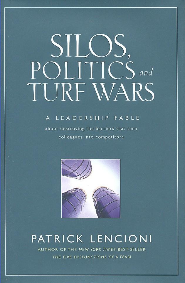 Silo's, Politics and Turf Wars